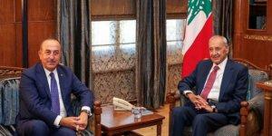 Suriyeliler İçin Çavuşoğlu'ndan Ortak Forum Önerisi