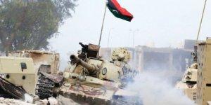 Libya'da Hafter'e ağır darbe