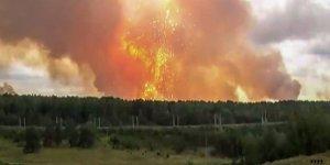 Rusya'da askeri birlikteki patlama sonrası nükleer sızıntı