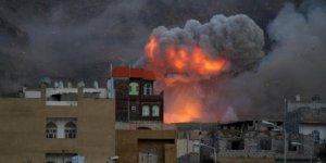 Siyonist rejim,Kassam Tugayları'na saldırdı