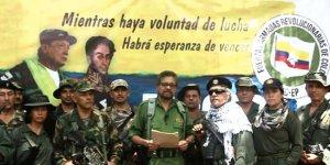 FARC'tan 'silahlı mücadeleye dönüş' çağrısı