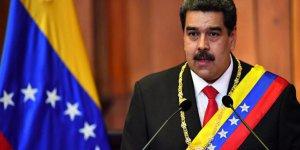 Maduro'dan çözüm süreci açıklaması