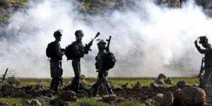Teröristler Saldırdı Onlarca Filistinli Yaralandı