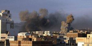 Cezaevine hava saldırısı: 100 fazla ölü var