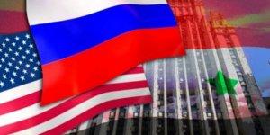 Rusya ve ABD'den Suriye görüşmesi