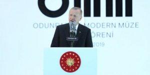 Erdoğan: Hangi medeniyete göre ilişkilerinizi düzenliyorsanız oraya aitsiniz demektir