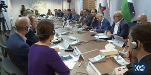 21 ülkeden 'güvenli bölge' toplantısı