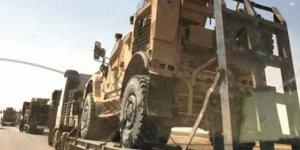 ABD'den HSD'ye yeni 55 tır yardım konvoyu