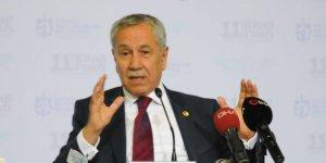Arınç: Ahmet Türk'ün terörle alakası yok