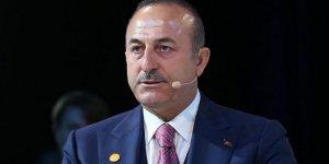 """Çavuşoğlu'dan """"Güvenli bölge"""" açıklaması"""