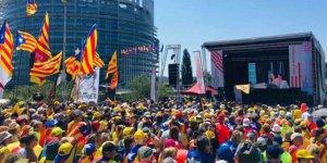 Katalonya: Bağımsızlıktan vazgeçmedik