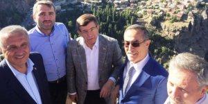 Davutoğlu ve ekibinden ihraç sonrası yeni hamle