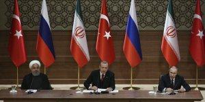 Kremlin: 3'lü zirvenin gündeminde İdlib ve Fırat'ın doğusu olacak