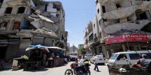 İdlib'de sivillerin bölgeden çıkması için insani koridor açıldı
