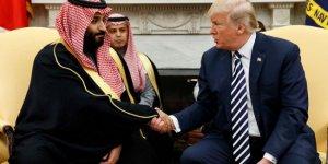 Trump, Katil Selman'la saldırıları görüştü