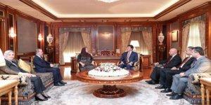Parlamento, Kürdistan Anayasası için görüşmelere başladı
