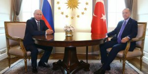 Erdoğan, Putin ile görüştü