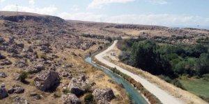 Van'da 3 bin yıllık kanal turizme kazandırılacak