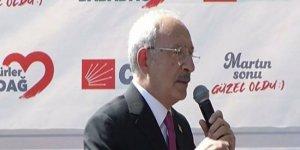Kılıçdaroğlu: Türkiye bir avuç tefeciye teslim edildi
