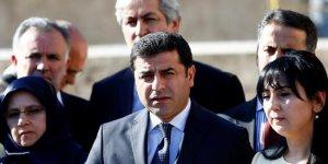 Demirtaş'a Kobani Tutuklaması