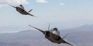MSB:F-16'lar Suriye hava sahasında uçtu