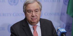 Guterres: Körfez'de çatışma olasılığıyla karşı karşıyayız