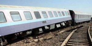 İran'da tren kazası: 5 ölü, 35 yaralı