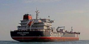 İran, İngiliz gemisini serbest bıraktı