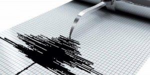 İstanbul'daki depremin yeraltındaki ses kaydı (Video)