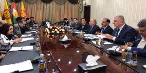 Taraflar 'Kürdistani İttifak'ta anlaştı
