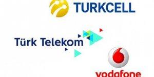 Turkcell, Türk Telekom ve Vodafone'dan ortak karar
