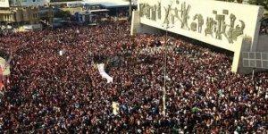 Bağdat ile Basra'da hükümet karşıtı gösteriler düzenlendi