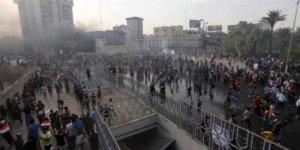 Bağdat'ta protestoculara karşı silah kullanıldı: 2 ölü, 200 yaralı