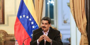 Maduro: 'BM'den insani yardım gelmedi'