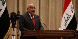 Abdülmehdi'den protestoculara: Talepleriniz bize ulaştı, anlayışla karşılıyoruz