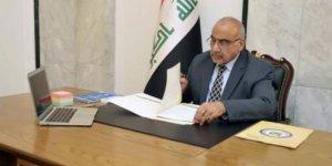Abdulmehdi: Sistani'nin mesajına bağlıyız