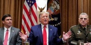 Trump'tan Suriye açıklaması: 50 asker çekildi