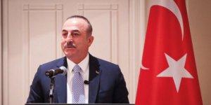 Çavuşoğlu: Sadece Operasyon Bölgesinden Sorumluyuz