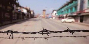 Keşmir'de ablukanın 65. günü