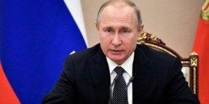 Putin: Suriye'deki tüm ülkeler geri çekilmeli