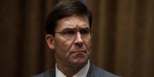 Esper: Türkiye'ye karşı ABD'nin Savaş İhtimalini Değerlendirdi
