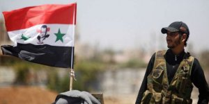 Rejim güçleri bazı bölgeleri devraldı