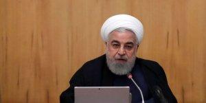 İran: Yaptırımlar kalkarsa 5+1'le görüşmeye hazırız