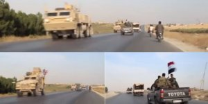 ABD ve Esad güçleri aynı yolda-VİDEO