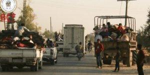 Barzani Yardım Vakfı'ndan Rojava'ya 30 TIR'lık yardım konvoyu