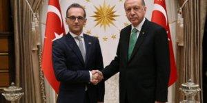 'Erdoğan, Alman Bakan Maas'ı aşağıladı'