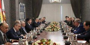 Kürdistan'daki siyasi partilerden  ortak hareket vurgusu