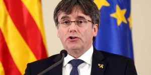 Katalan lider Puigdemont kendi isteğiyle Belçika'da teslim oldu