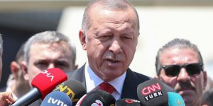 Erdoğan'dan ABD ile varılan anlaşmaya ilişkin açıklama
