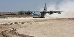 ABD Kobani'deki hava üssünü boşalttı
